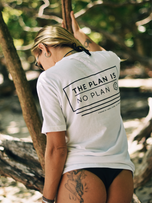 No Plan Tee