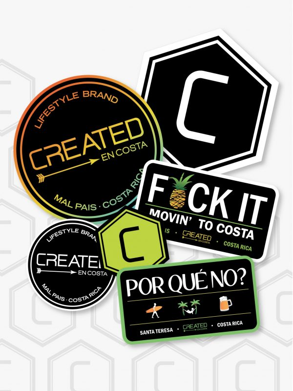 Lifestyle Sticker Pack